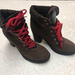Shoe Dazzle Combat Boot